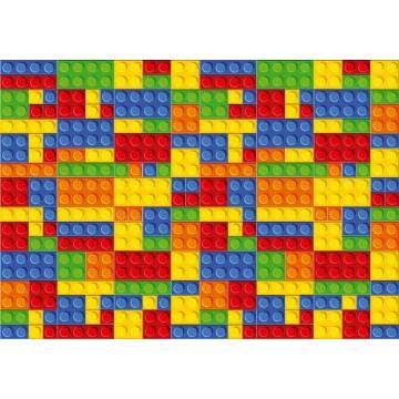 ALFOMBRA VINILICA LEGO