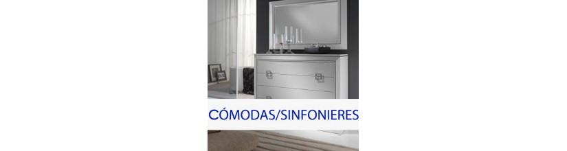 Cómodas/Sinfonieres