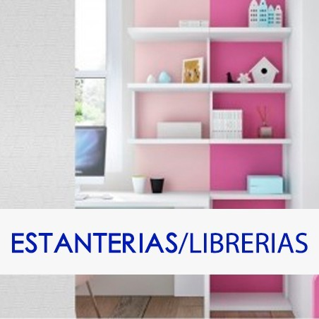 Estanterías/Librerías